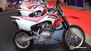 Looking for a Honda crf 150f, year 2010 and up