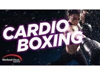 Cardio boxing classes launching soon
