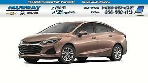 2019 Chevrolet Cruze LT*REMOTE START,HEATED SEATS,PARK ASSIST*