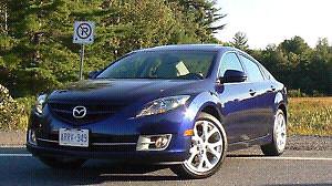 2009 Mazda 6 GS I4