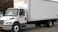 Owner Operator with a 24'/26' Truck Required