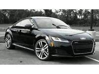 WANTED AUDI TT swap golf and up