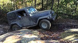 wanted i'm looking for a cheap old Tj jeep