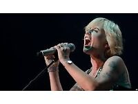 Wanted Male or Female Singer Who Can Sing Rock and Pop Covers
