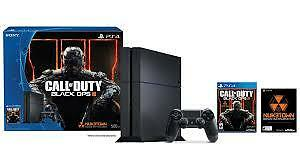 PS4 New In Box and PS4 Used