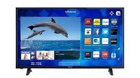 "50"" ULTRA HD 4K Poleroid Smart TV NEW!! IN BOX"