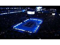 ATP World Tour Final Ticket in Block 420 Row L for Sunday, 19th November (Final)