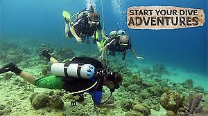 SCUBA GEAR= TANK+REG+BC+SUIT+ALL YOU NEED ++++$750