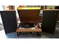 Dynatron Srx 26 with a Goldring gl75 table & Goodman speakers