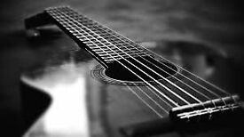 Folk/roots Guitarist looking for a female singer for acoustic Folky project