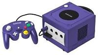 wanted GameCube and a few games