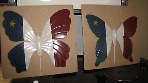 acadian butterflies $15.00 each