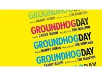1 Groundhog Day Ticket - Sat 30th July - The Old Vic