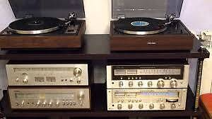 Wanted old hifi equipment/LP to restore and protect from landfill Kenmore Brisbane North West Preview