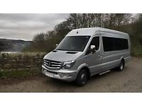 Minibus Hire in London With Driver - CHEAP RATES