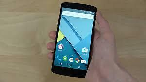 2 Nexus 5 android version 6.0.1 phones Windsor Region Ontario image 1
