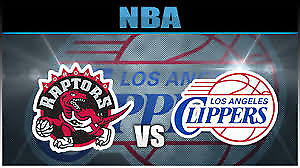 Toronto Raptors vs. Los Angeles Clippers, March 25 – Lower Bowl