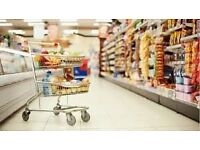 Men and women aged 20-65 needed for market research on food shopping. Receive £30 for 30 minutes