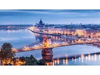 Holiday to Budapest
