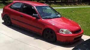 Looking for a 99-01 Honda Civic hatch