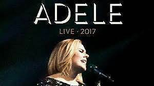 4 Tickets Available for Adele in Melbourne - Sunday 19 March 2017 Brunswick East Moreland Area Preview