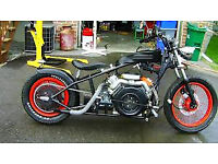 WANTED Diesel Motorcycle or Trike Running or Project