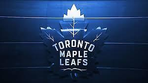 LOOKING FOR 4 TICKETS TO LEAFS VS RANGERS DEC 22