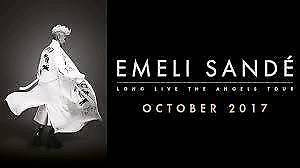2x tickets for Emily Sande 16/10 Newcastle
