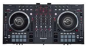 Brand New Numark NS7 2 With Hard Case & Extras