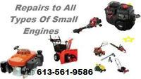 Small Engine Maintenance and Repair