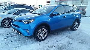 2016 Toyota Rav 4 Hybrid AWD Limited Edition