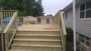 Decks Fences and much more    http://cmlconstruction.ca/