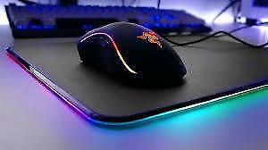 RAZER MAMBA TOURNAMENT EDITION: 16,000 Adjustable DPI - Ergonomic Form Factor gaming mouse  brand new.