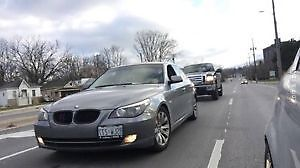 2008 BMW 5-Series 535i Sedan (Certified and E-tested)