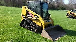 Looking for parts for Cat 247b2 track loader (Skidsteer)