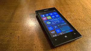 Nokia 520 unlocked.