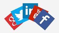 SOCIAL MEDIA MANAGING.