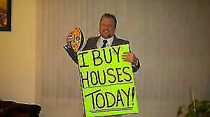 We Buy Houses and We Buy them Fast!!