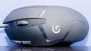 Logitech G402 - Hyperion Fury - Gaming Mouse