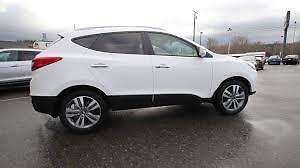 2011 HYUNDAI TUCSON LIMITED AWD SUV CROSSOVER LEATHER LOADED