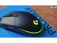 Logitech G203 prodigy Gaming mouse RGB