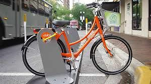 a share bike system Blacktown Blacktown Area Preview