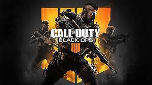 Black Ops 4 PC Modded Account Service