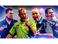 Premier League Darts Tickets Birmingham Barclaycard Arena 27th April Tonight