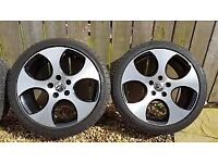 Vw Mercedes gti monza 18inch alloys 5x112