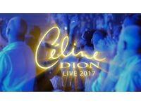 LESS THAN FACE VALUE Celine Dion Tickets Birmingham 03/08/17