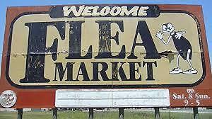 Kingston indoor flea market