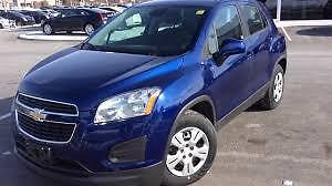 2014 Chevrolet Trax LS SUV, Crossover REDUCED