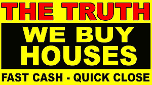 We buy any condition homes