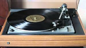 Turntable, 1225 Dual automatic with a new cartridge from RED....